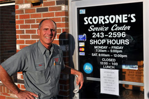 Scorsone's Service Center, Inc. in Geneseo Inc., NY