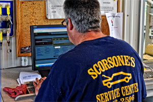 Scorsone's Service Center Inc. in Geneseo, NY